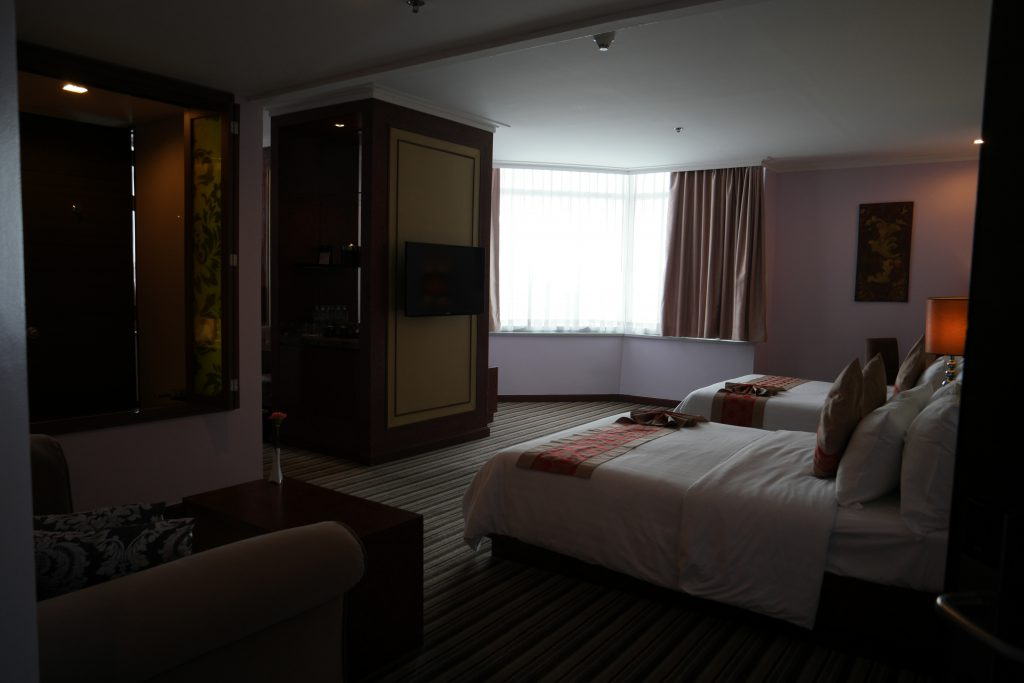 The Berkeley Hotel Pratunam Booking